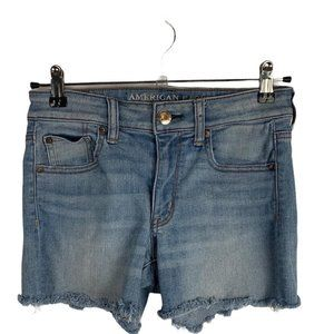 American Eagle Outfitters denim shorts Size 4